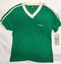 Vintage NWT 80s Runner Up V Neck T-Shirt Size L by Admit One Argo