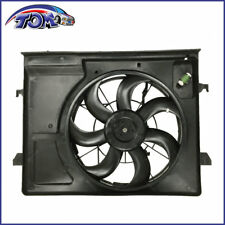 New Cooling Fan Assembly For 14-16 Subaru Forester Passenger Side SU3113111