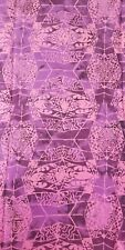 Hand Dyed Colorful Sewing Quilting Fabric 2 1/2 Yards
