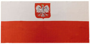 Poland Polish Eagle 30 x 60 Beach Towel (Cotton Twill)