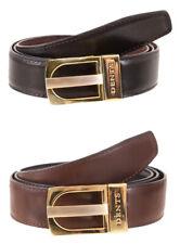 Dents reversible leather belt