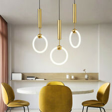 LED Pendant Light Kitchen Modern Ceiling Lights Home Pendant Lighting Bar Lamp