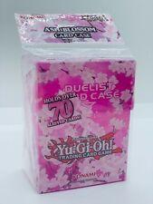 YUGIOH!! Aschenblüte / Ash Blossom Deck Box / Card Case! Für 70 Karten! Neu!