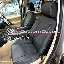 LAND ROVER FREELANDER 2 TAILORED & WATERPROOF FRONT SEAT COVERS 06 ON BLACK 108