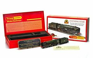 Hornby BR 9F No. 92220 'Evening Star' Centenary Year Limited Edition R3821