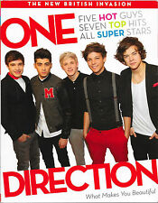 One Direction : What Makes You Beautiful by Triumph Books Staff (2012,...