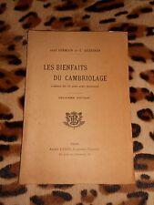 LES BIENFAITS DU CAMBRIOLAGE - Germain, Guérinon - Lesot, 1913