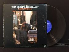 Larry Norman – Only Visiting This Planet on Verve Records V6-5092 Trifold Cover