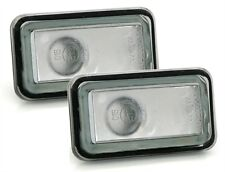 2 CLIGNOTANTS LATERAUX GRIS V2 VW GOLF II (19E, 1G1) 1.8 GTI G60 Syncro