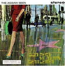 The Jigsaw Seen - God Rest Ye Merry Gentlemen [New CD] Extended Play