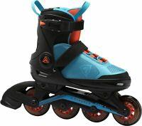 Firefly Kinder Inliner Inlineskates 510 B schwarz blau orange 289654 900