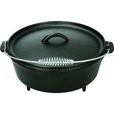 Ozark Trail 5 quart Dutch Oven with Lid Pre-Seasoned