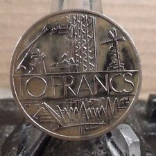 CIRCULATED 1980 10 FRANCS FRENCH COIN (012817)1