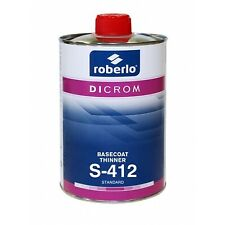 ROBERLO DICROM BASECOAT REDUCER 5L MEDIUM STANDARD SPEED
