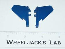 Thundercracker Wings Rudders Pair LARGE TAB G1 Transformers 1985 Action Figure