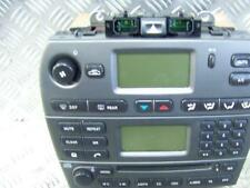 JAGUAR X-TYPE RADIO CAR AUDIO AUTORADIO 4X43-18B876-AC