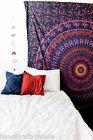 Indian Elephant Mandala Hippie Tapestry Wall Hanging Bohemian Bedspread Bedding