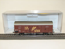 "Brawa H0 48724 - Covered Goods Wagon Hbcs-W"" Alma Cheese"" the ÖBB, Epoch IV New"
