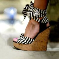 womens shoes size 9 new platform High Heels Fashion 2019 Summer Sandals Bow New