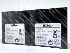 [NEW] Nikon Nikonos V O ring 2set (8 rings and 2 grease) Genuine From JAPAN