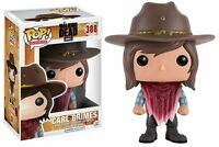 Carl Grimes Bloody Poncho The Walking Dead POP! Television #388 Figur Funko