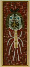 Tim Biskup lowbrow original painting