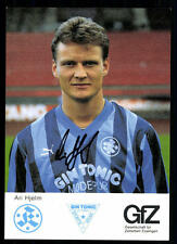 Ari Hjelm Autogrammkarte Stuttgarter Kickers Original Signiert+A 94585
