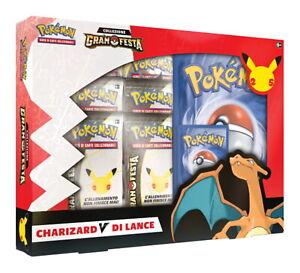 Pokémon - Collezione Gran Festa - Charizard V di Lance - Ita - SEALED! (preor...