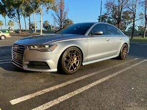 Rev9 Hyper Street 2 Coilovers Lowering Suspension for Audi A6 & Quattro C7 12-18