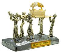Arca de la Alianza, Réplica metalica - 13 cm de largo