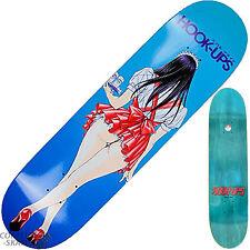 "Hook-Ups ""Cameriera NEI GUAI"" Skateboard Deck 8"" x 31.75"" ""ANIME agganci Klein"