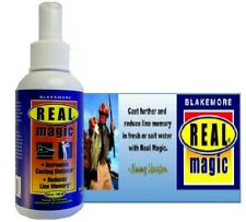 Real Magic Line Conditioner 3.6oz Tackle Box Reel Spray Pump by TTI Blakemore