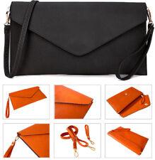 Large Black Clutch Bag Wedding Bags Purse Envelope Evening Bag Oversized Prom