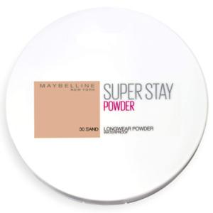 MAYBELLINE SuperStay Pressed Powder 30 Sand 9g - NEW