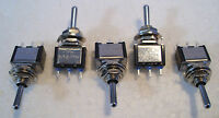 2K280 5 x Mini SPDT Biased Switches Ideal for Peco Hornby Point Motors 1st Post
