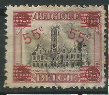 Belgium Belgica Scott # 143 (o) Serie completa
