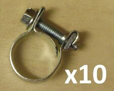 "TRIDON Hose Clamp 5/16"" 13-15mm BULK Pack of 10 suit Nissan Toyota Ford Honda VW"