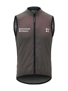universal colours cycling gilet