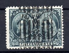 Canada 1897 15c Jubilee fine used SG#132 WS15192