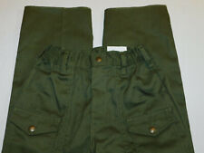 NEW BOY SCOUT UNIFORM PANTS POLY COTTON MADE IN USA GREEN BOY'S 10