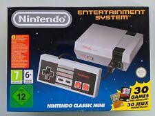 Nintendo Classic Mini Entertainment System with RARE Nintendo UK Power Supply