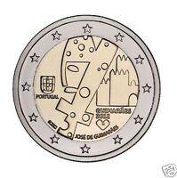 manueduc   PORTUGAL  2012  2 EUROS  GUIMARAES  NUEVOS