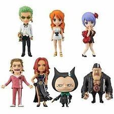 One Piece World Collectable Action Figures Film Gold Vol2 7 Species 7Set