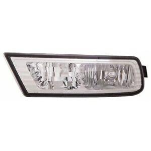 Driver Side Left LH Fog Lamp Light Lens/Housing fits 2010 2013 Acura MDX