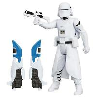 "Star Wars First Order Snowtrooper Action Figure 3.75"" Hasbro"