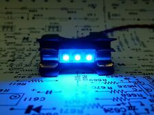 ONE (1) New BLUE L.E.D. Fuse replacement Lamp for Vintage Receivers