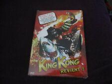 "DVD DIGIPACK NEUF ""KING KONG REVIENT"" de Paul LEDER"