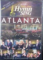 Gospel Music Hymn Sing At First Baptist Atlanta Gerald Wolfe Brand NEW DVD & CD