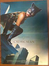 AFFICHE - CATWOMAN HALLE BERRY LAMBERT WILSON PITOF