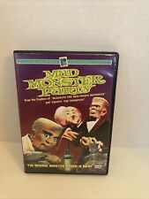 Mad Monster Party (DVD, 2002) Excellent Condition The Original Monster Classic
